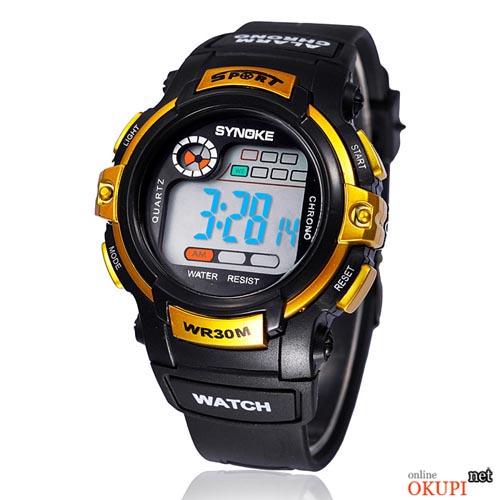 Детские электронные часы Synoke Sport
