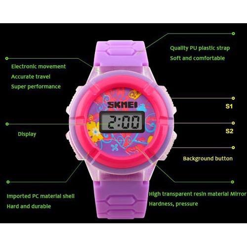 Электронные часы наручные детские купить в минске