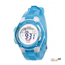 Детские электронные наручные часы iTaiTek IT-612