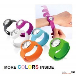 Детские наручные кварцевые часы More Colors Inside