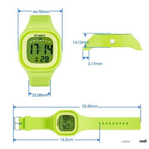 Детские электронные часы Synoke