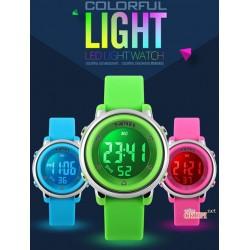 Детские электронные наручные часы Skmei 1100