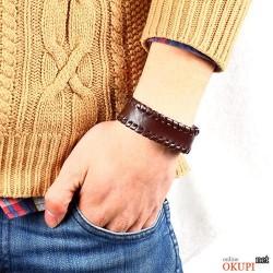 Мужской браслет Vintage