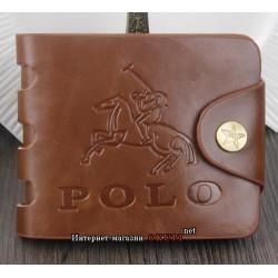 Мужской кошелек Polo