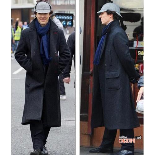 Берет Sherlock Holmes