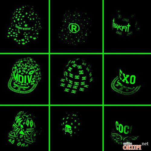 Кепка Glow