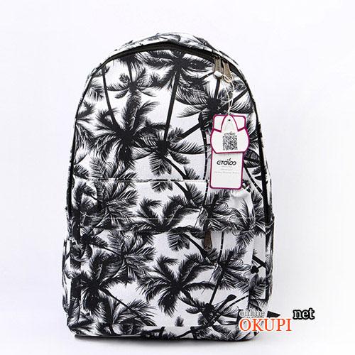Женский рюкзак тканевый Etaloo