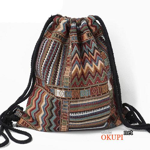 Женский рюкзак тканевый Lilyhood