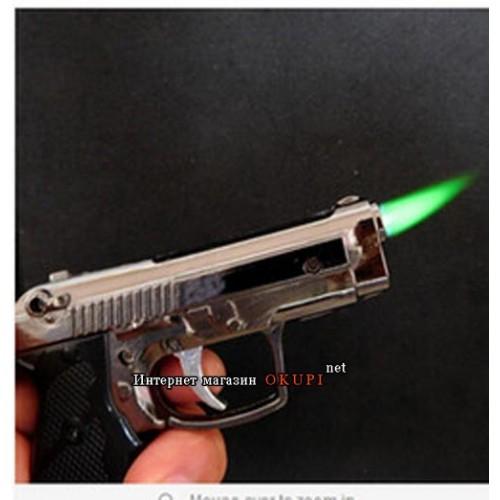 Зажигалка пистолет автоген