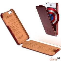 Чехол яркий flip Floveme на Iphone 5/5s