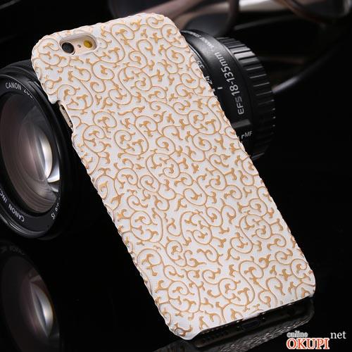 Чехол красивый узор на Iphone 6 plus