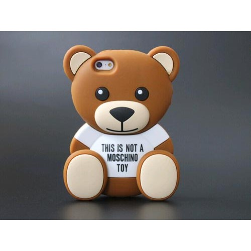 Чехол moschino медвежонок Iphone 6/6s