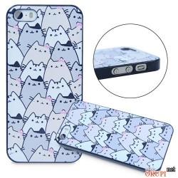 Чехол смешные котики на Iphone 6 plus