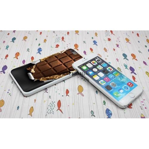Чехол плитка шоколада на Iphone 6 plus