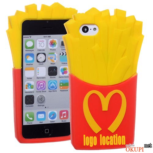 Чехол картошка фри Mcdonalds Iphone 6/6s