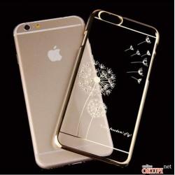 Чехол Swarovski element на Iphone 6/6s