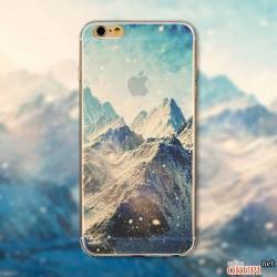 Чехол рисунок горы Iphone 6/6s