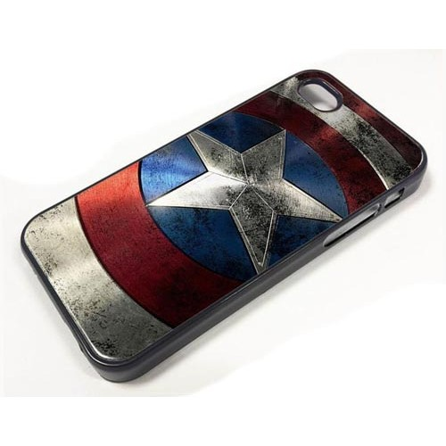 Чехол Marvel Captain America Iphone 5/5s