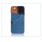 Чехол джинсовый Denim Iphone 5/5s