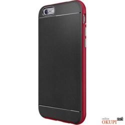 Чехол ребристый красный spigen на Iphone 6/6s
