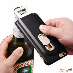 Чехол открывашка для пива на Iphone 6/6s