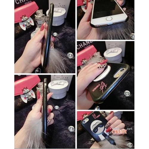 Чехол Fendi Karlito на Iphone 6/6s