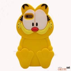 Чехол 3D Garfield на Iphone 6 plus