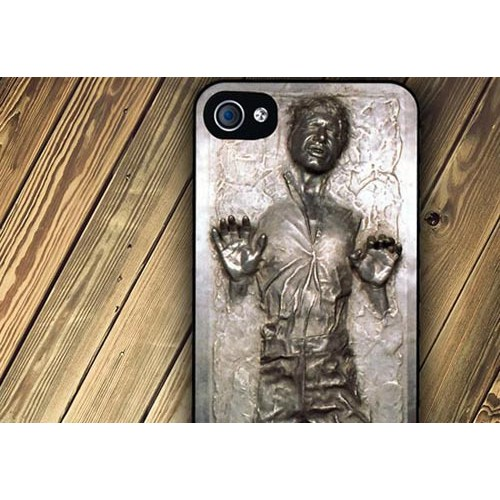 Чехол Han Solo Frozen на Iphone 6 plus