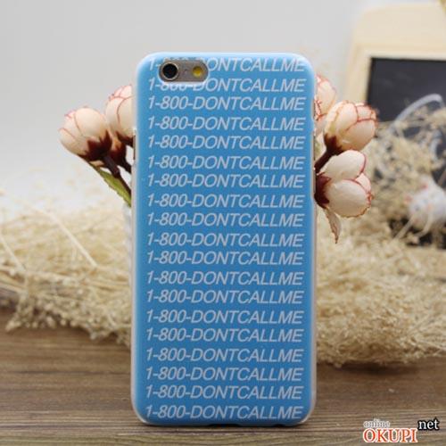Чехол Dontcallme на Iphone 6/6s