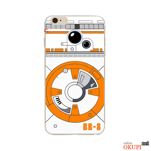 Чехол Star Wars BB-8 для Айфон 6/6s