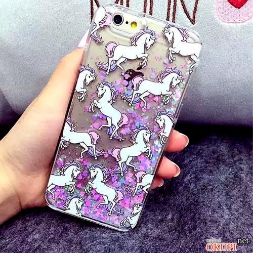 Чехол Unicorn на Iphone 6/6s