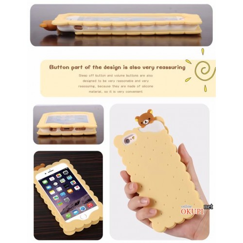 Чехол печенько на Iphone 6 plus