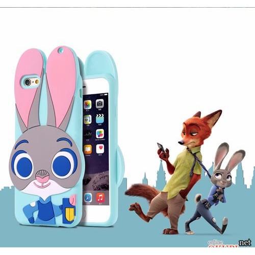Чехол зоотрополис на Iphone 6 plus