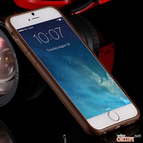 Чехол Кожаный Кредитка на Iphone 6/6s PLUS