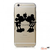Чехол Mickey Love на Iphone 6/6s PLUS