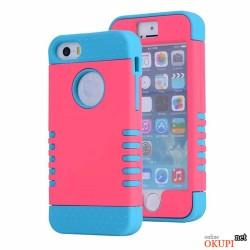 Чехол Розовый Anti Shock на Iphone 6/6s PLUS