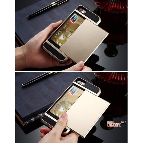 Чехол гибрид слот для карты на Iphone 7/8 PLUS