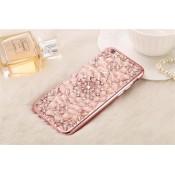 Чехол хрустальные цветы на Iphone 7/8 PLUS