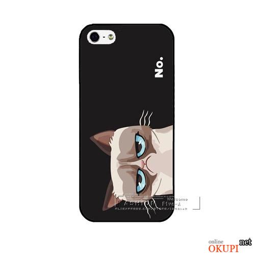 Чехол угрюмый кот на Iphone 7/8 PLUS