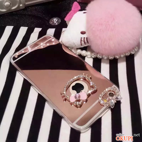 Чехол hello kitty со стразами  на Iphone 7/8 PLUS