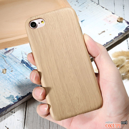Чехол древесина на Iphone 7/8 PLUS