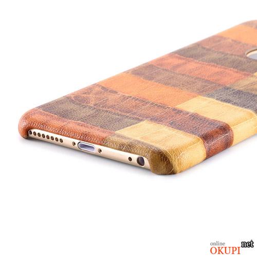 Чехол кожа крокодила на Iphone 7/8 PLUS