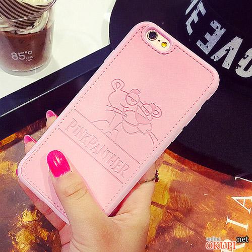 Чехол pink panther на Iphone 7/8 PLUS