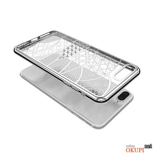 Чехол геометрические узоры на Iphone 7/8 PLUS