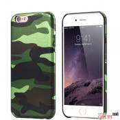 Чехол зеленый военный  на Iphone 7/8 plus