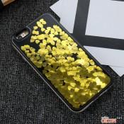 Чехол переливающиеся сердца на Iphone 6/6s plus