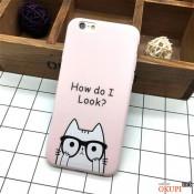 Чехол с Котиком на Iphone 6/6s plus