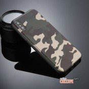Чехол ArmyGreen на Iphone X 10