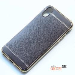Чехол Кожа на Iphone X 10