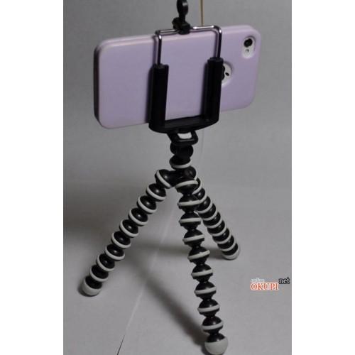 Универсальный мини штатив осьминог для мобильного телефона